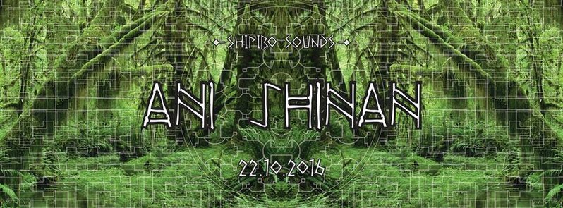 Shipibo Sounds presents: Ani Shinan II 22 Oct '16, 22:00