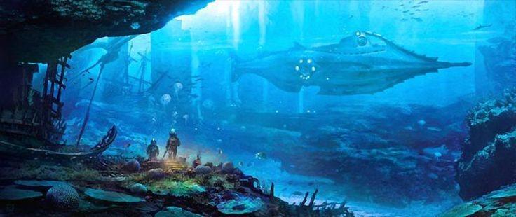 Schätze Unter Dem Meer