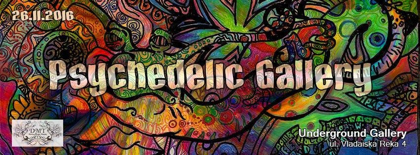 Divine Magic Theory presents Psychedelic Gallery 26 Nov '16, 22:00