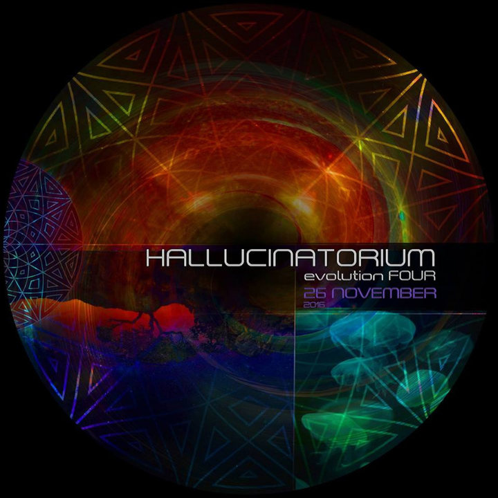 Hallucinatorium Evolution 4 26 Nov '16, 23:00