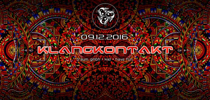 Klangkontakt 9 Dec '16, 23:00
