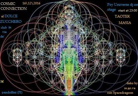 COSMIC CONNECTION vol. 3 16 Dec '16, 23:00