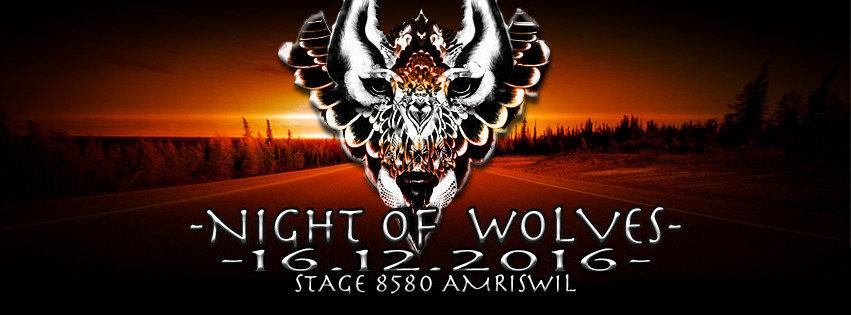 Night of Wolves 16 Dec '16, 22:00