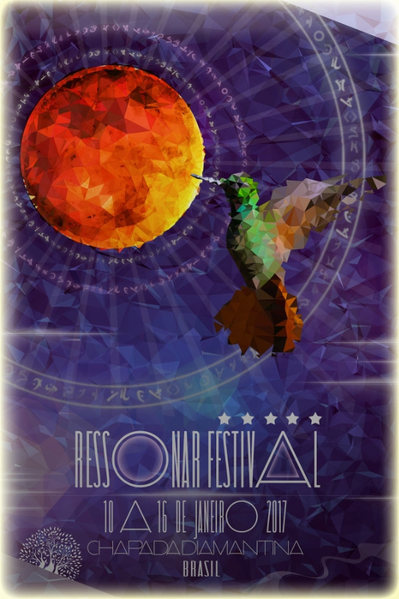 Party flyer: Ressonar Festival 2017 10 Jan '17, 17:00