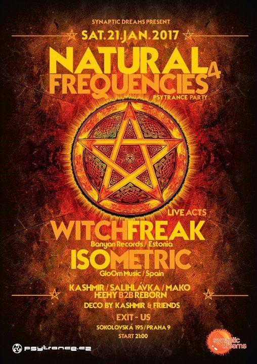 Natural Frequencies 4 21 Jan '17, 21:00