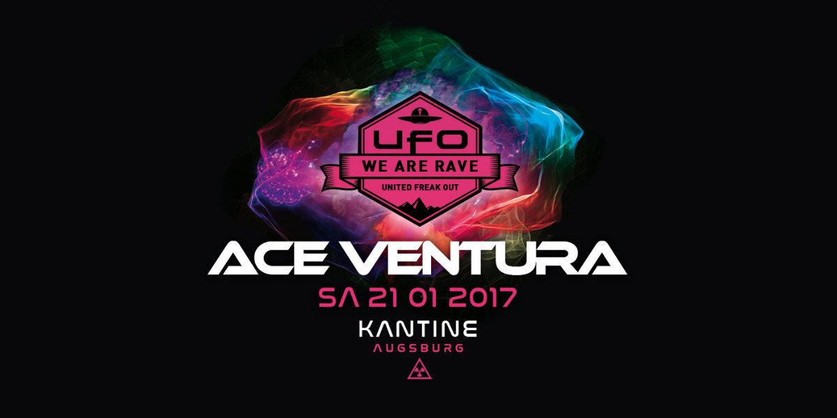 UFO ☆ Ace Ventura & ON3 Live 21 Jan '17, 22:30