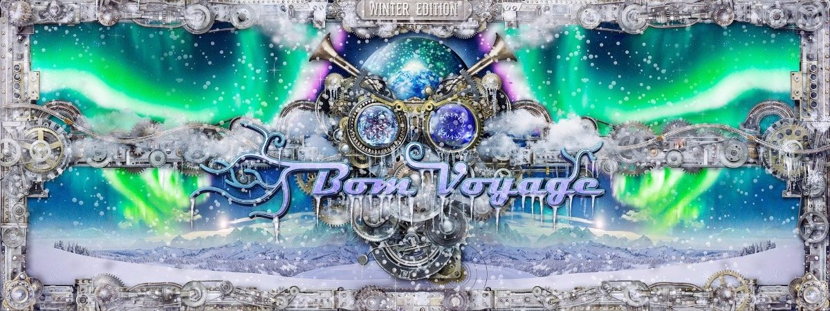 Bom Voyage Winter Edition 2017 27 Jan '17, 23:00