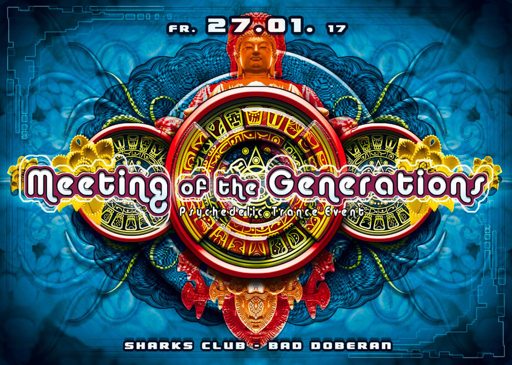 ॐ Meeting of the Generations ॐ ~ BOBBY ~ Live! 27 Jan '17, 22:00