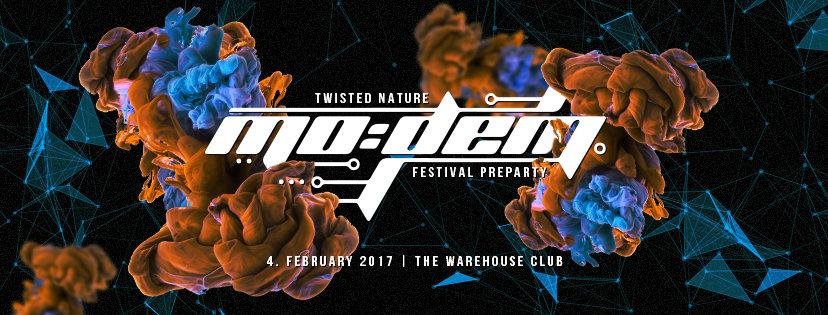 Party flyer: Momento Demento Festival Croatia Teaser Open Air Psychedelia 4 Feb '17, 18:00