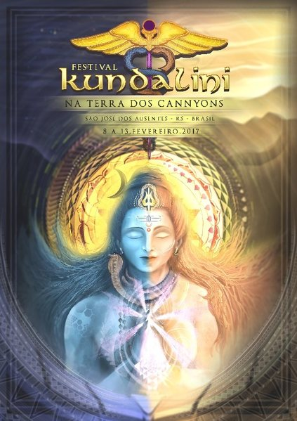 Party flyer: Kundalini festival 8 Feb '17, 08:00