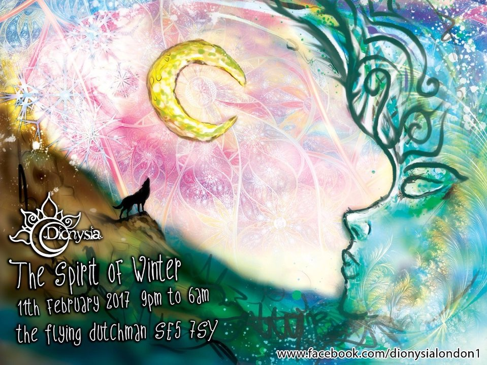 Dionysia - The Spirit of Winter 11 Feb '17, 21:00
