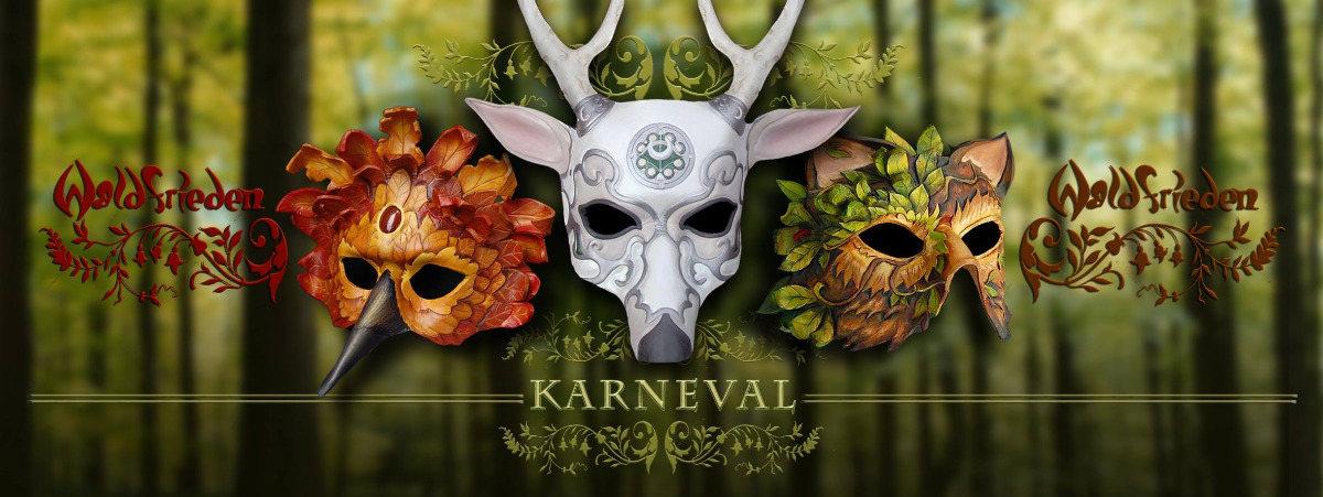 Party flyer: Karnevals Trance 25 Feb '17, 21:30