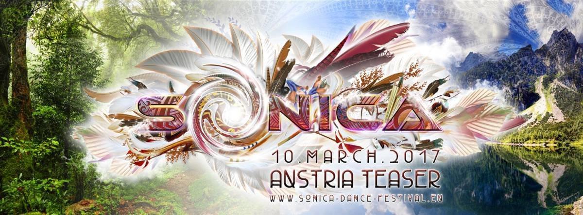Sonica Festival - Austria Teaser with Ace Ventura / Ilai a.m. 10 Mar '17, 22:00