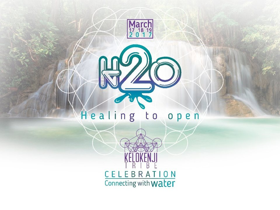 "H2O ""healing to open celebration"" 17 Mar '17, 16:30"