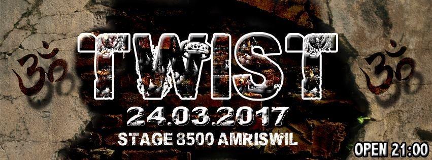 Twist 24 Mar '17, 21:00