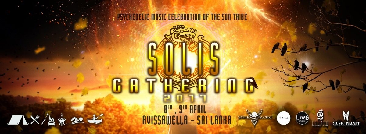 Solis Gathering - Sri Lanka 8 Apr '17, 11:00