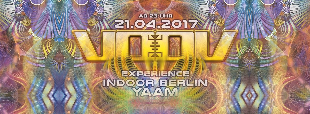 VooV Berlin mit Ranji, Blastoyz, Sun Project & Electric Universe 21 Apr '17, 23:00