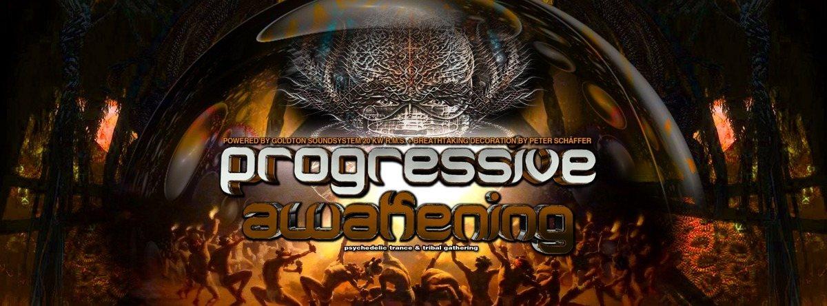 Psybox - Progressive Awakening with BUBBLE & REALITY TEST & SHROOMIX *live* 12 May '17, 22:00