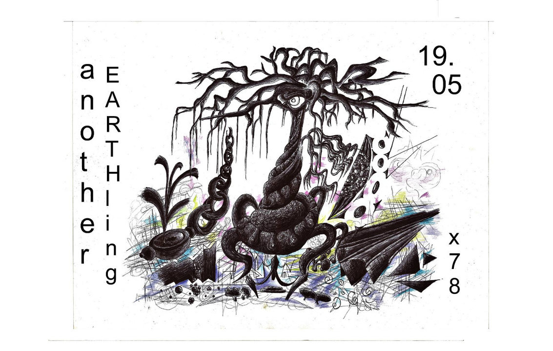 Party flyer: Another Earthling 19 May '17, 23:00