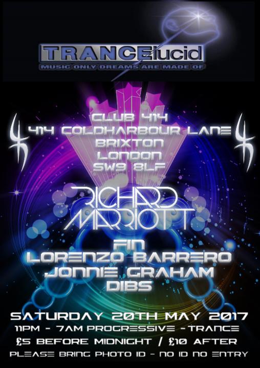 Trancelucid - May Party 20 May '17, 23:00