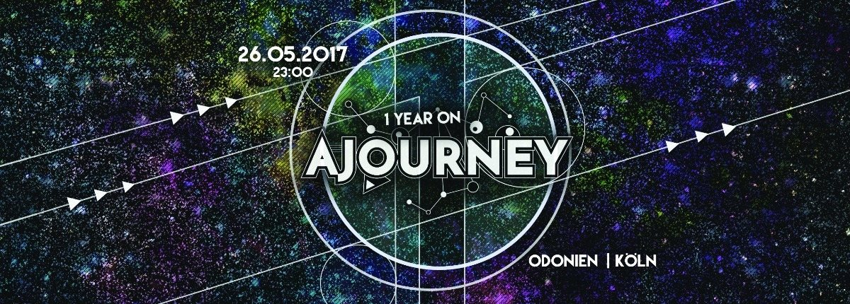 1 Year Ajourney Prod.*** w/ ZYCE (2 hours live set) 26 May '17, 23:00