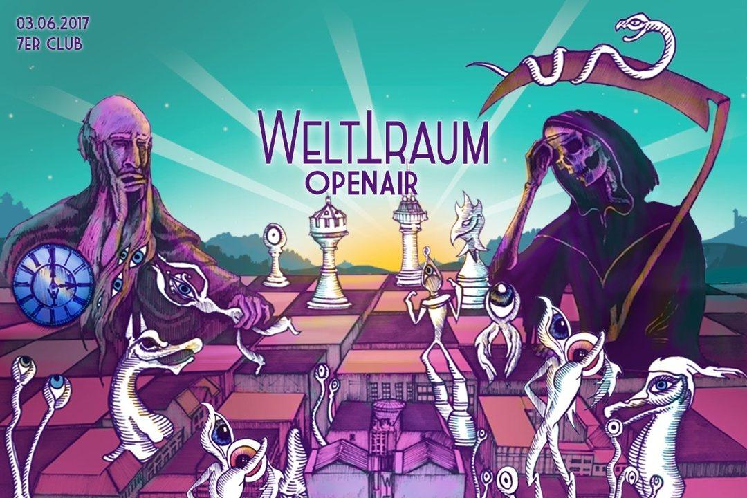WeltTraum OpenAir 2017 3 Jun '17, 23:00