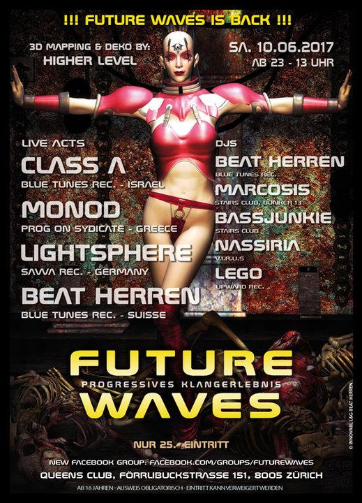 Future Waves 10 Jun '17, 23:00