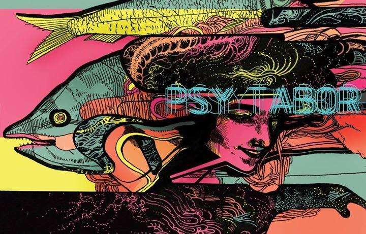 Party flyer: PsyTabor 2.0 29 Jun '17, 01:00