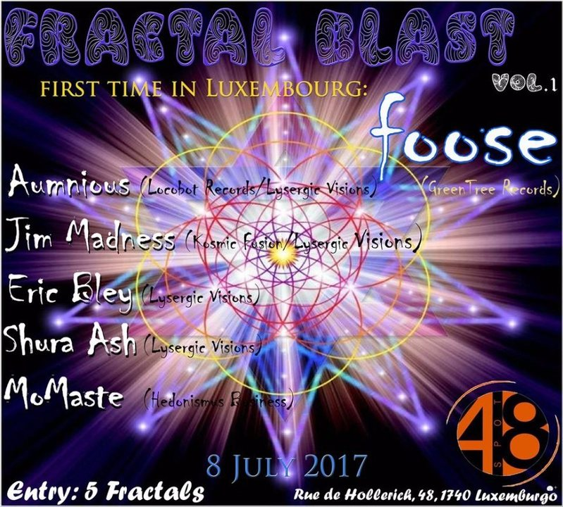 Fractal BlasT - Vol. 1 8 Jul '17, 22:00