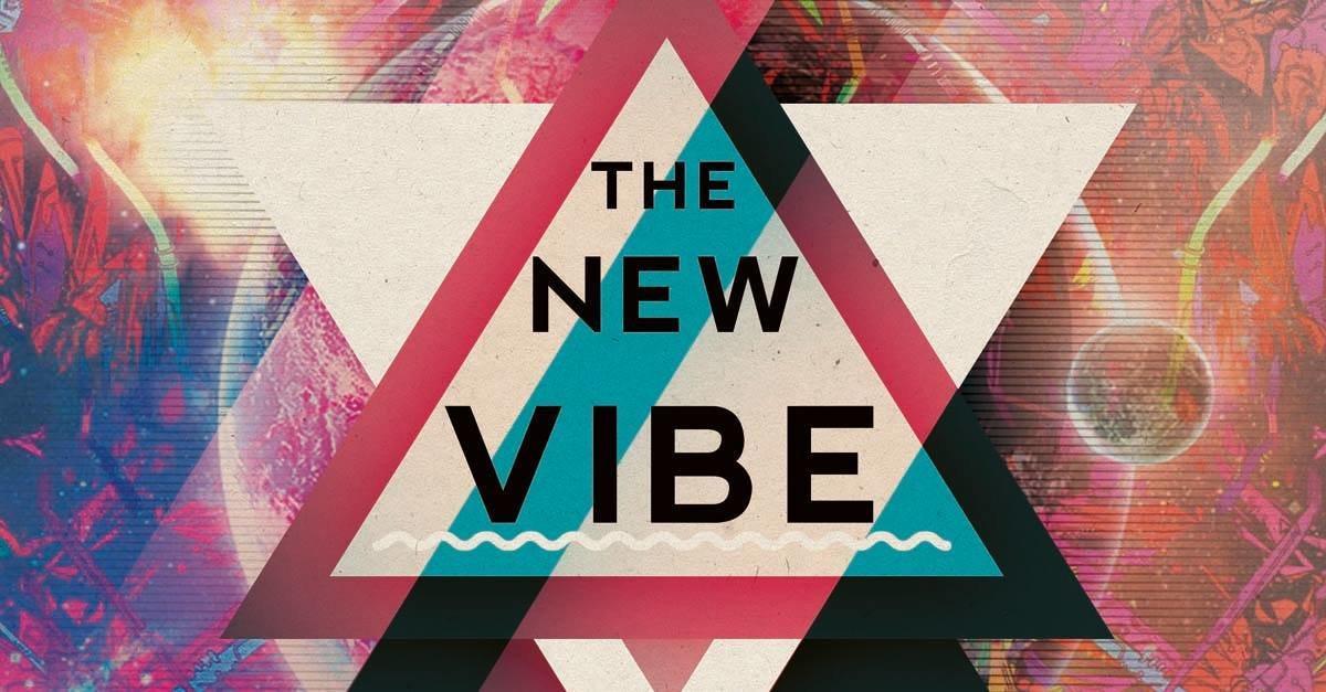 Party flyer: The New VIBE XIV Psytrance & Techno 8 Jul '17, 23:00