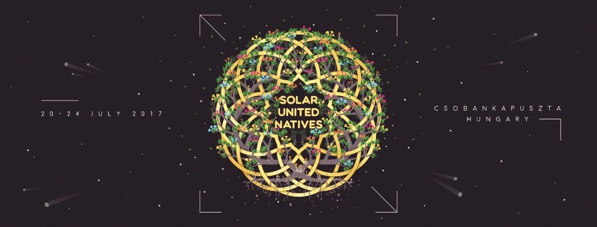 SUN Festival 2017 - Solar United Natives Gathering 20 Jul '17, 12:00