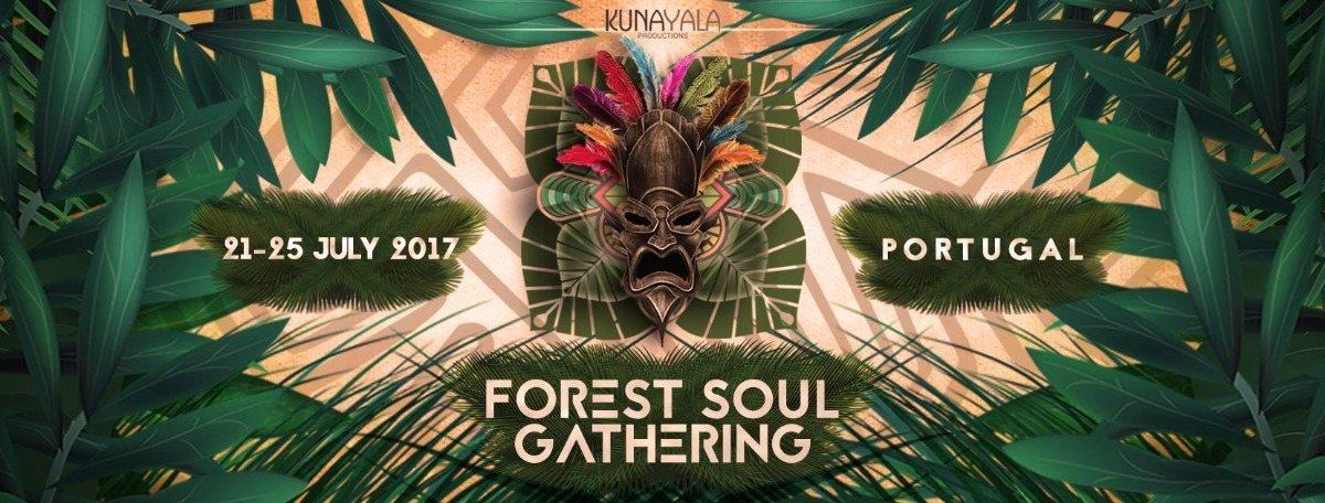 Forest Soul Gathering - 1st Edition 21 Jul '17, 16:00