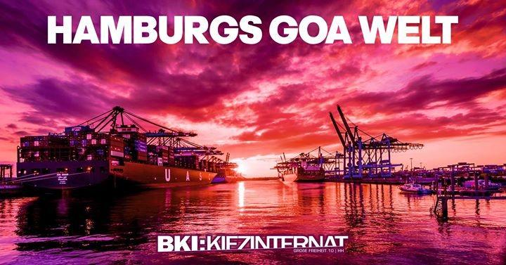 ॐ Hamburgs Goa Welt ॐ | Vol.2 21 Jul '17, 22:00