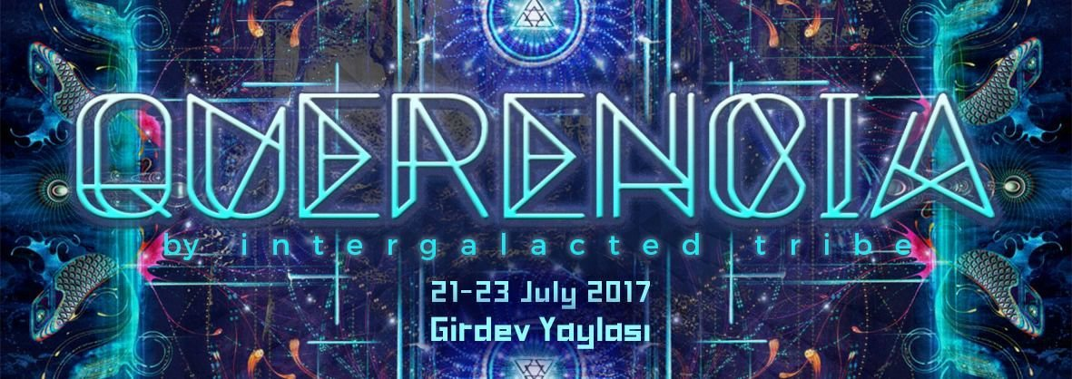 Party flyer: Querencia by intergalacted tribe 21 Jul '17, 15:00
