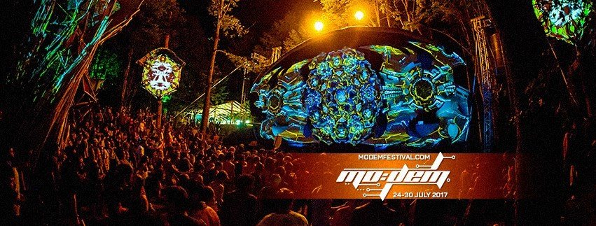 MODEM FESTIVAL 2017 (Momento Demento) 24 Jul '17, 13:00