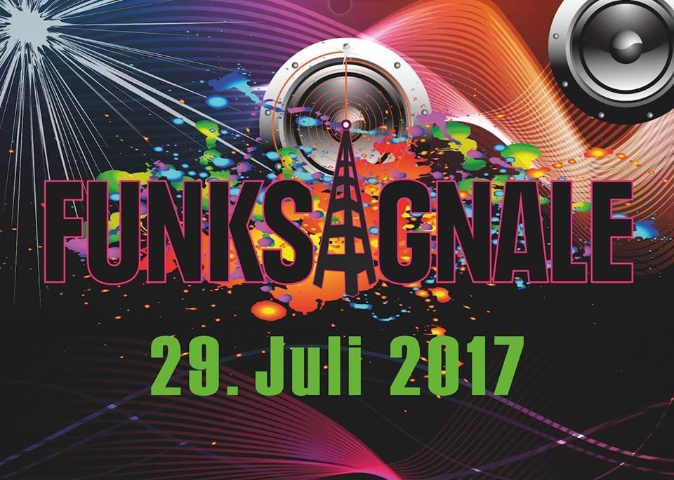 Party flyer: FUNKSIGNALE OA Part 9 29 Jul '17, 15:00