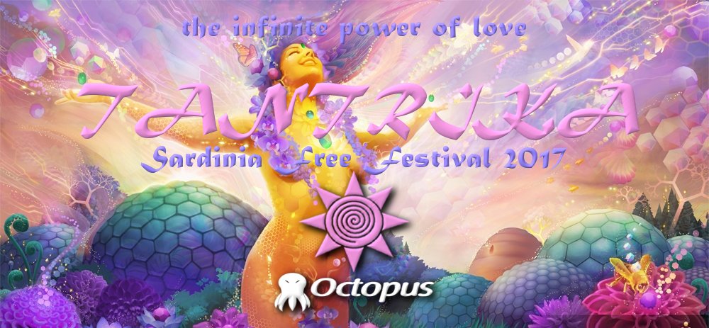 Party flyer: Tantrika ॐ Free Festival 2017 29 Jul '17, 16:00