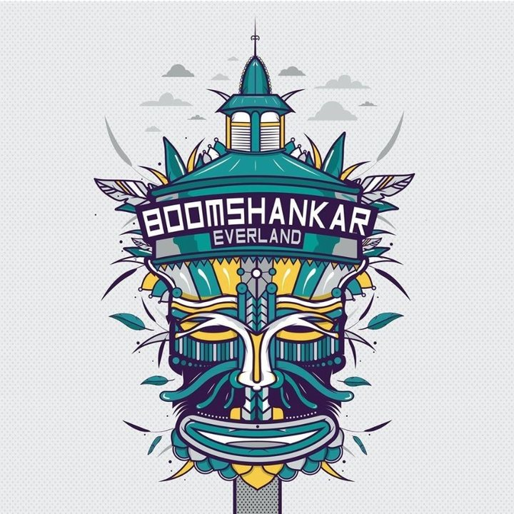 Party flyer: BoOMshankar Ever Land 12 Aug '17, 10:00
