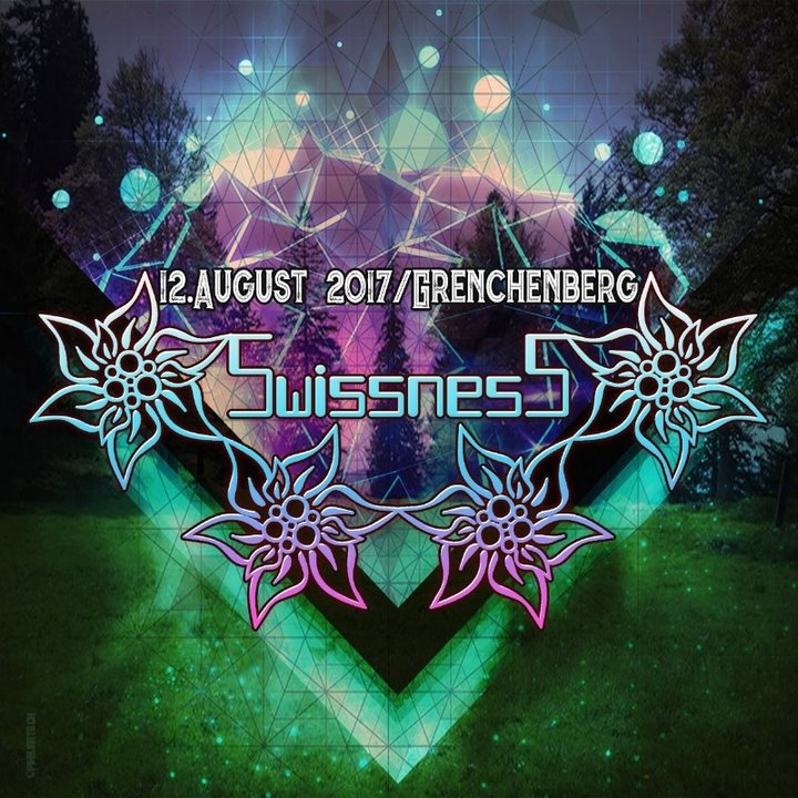 Party flyer: SWISSNESS 12 Aug '17, 12:00