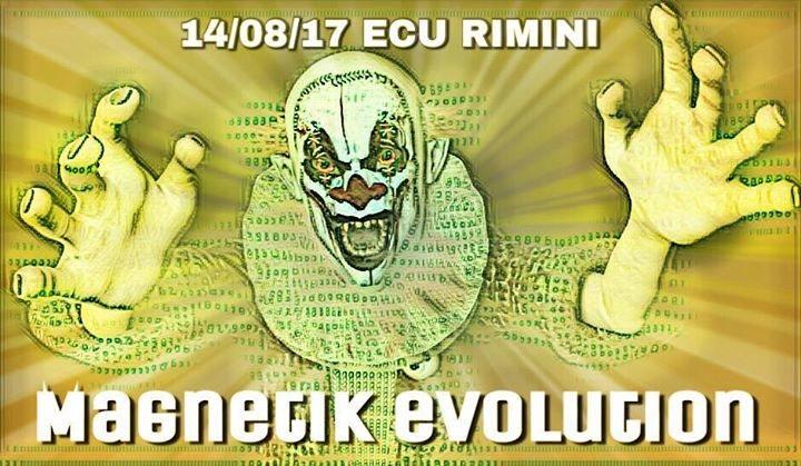 Magnetik Evolution 14 Aug '17, 18:00