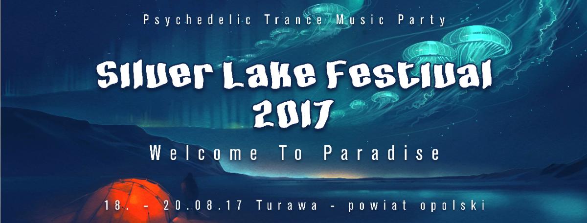 Party flyer: Silver Lake Festival 2017 18 Aug '17, 16:30