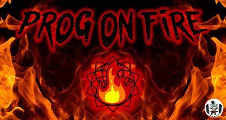 Prog On Fire (PsyTrance+Tekno) 19 Aug '17, 23:00