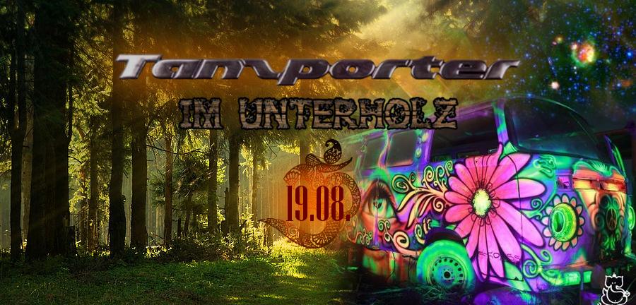 Party flyer: Tanzporter im Unterholz 19 Aug '17, 23:30