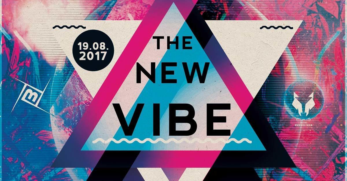 The New VIBE XV Psytrance & Techno 19 Aug '17, 23:00