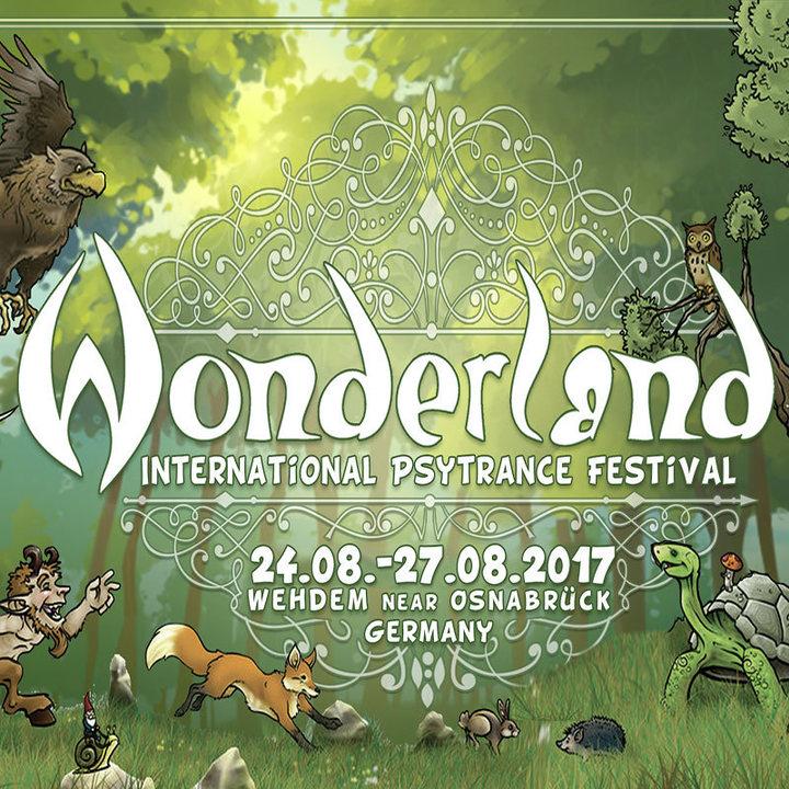 Party flyer: Waldfrieden Wonderland 2017 24 Aug '17, 14:00