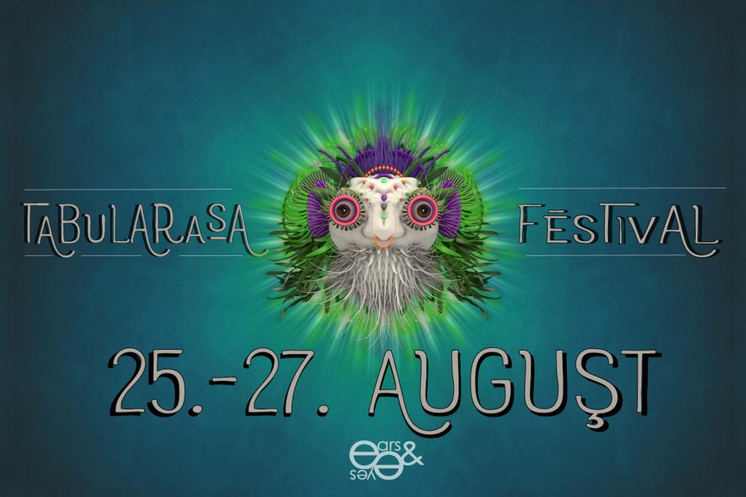 Tabularasa Festival 2017 25 Aug '17, 14:00
