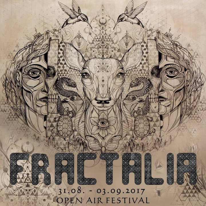 FRACTALIA Oper Air 31 Aug '17, 15:00