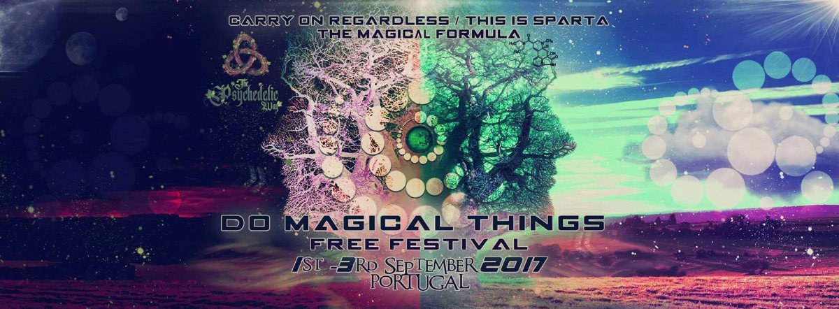"""Do Magical Things"" Festival 1 Sep '17, 10:00"