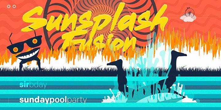 Sunsplash Fusion - 6a Edizione 3 Sep '17, 10:30