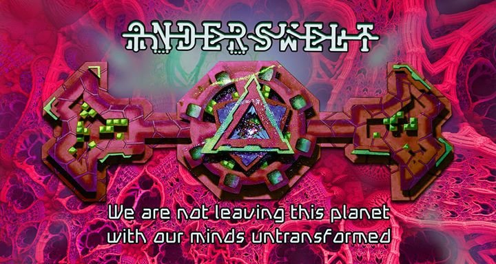 Anderswelt // Psychedelic Trance & Chill Out Gathering // 8 Sep '17, 23:55